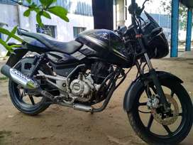 Pulsar 150, Single used, All Genuine. Silly Offeror remains too Away.