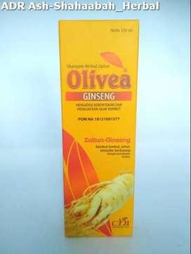 Shampo Ginseng Produk Olivea