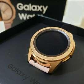 Samsung Galaxy Watch 42mm Gold Resmi SEIN