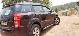 Mahindra XUV500 AT W8 FWD, 2015, Diesel