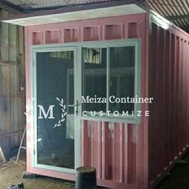 Booth UNTUK KEDAI Booth Container CAFE Booth Coffe /Booth THAITEA\1