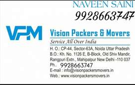 Vision Packers and movers