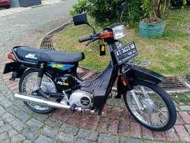 Suzuki RC 100 Tahun 1992