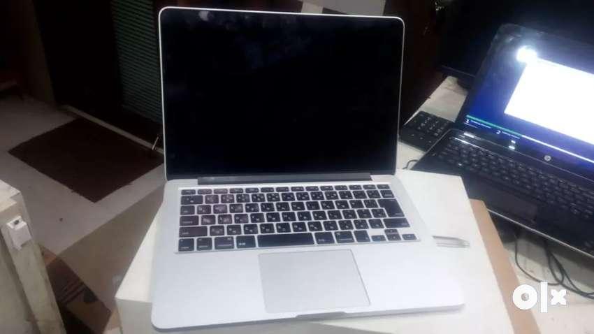 MacBook Pro Retina i5 2017 purchase, 8gb ram, 128gb SSD 0