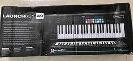Novation Launchkey MKII 49 Midi Keyboard