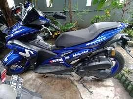 SAWO MOTOR - AEROX 2018 PEMAKAIAN 2019 KM 1000 AJA
