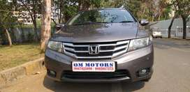 Honda City 2011-2013 V AT, 2012, Petrol