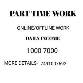 Online jobs for all