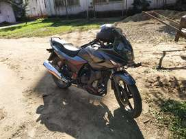 karizma r very well condition