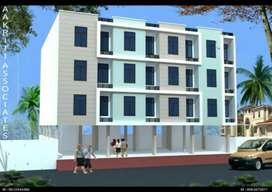 2 bhk flats manglamcity