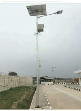 Lampu LED Jalan Tenaga Surya