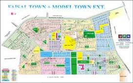 F-17 (7 kanal )top city E block 14 kanal agricultural land for sale
