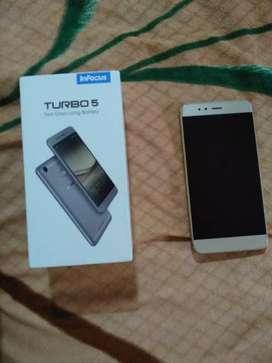 Infocus turbo 5 gold color