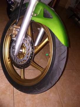 Ban corsa platinum R99 Ring 17 sepasang 98% masih kaya baru