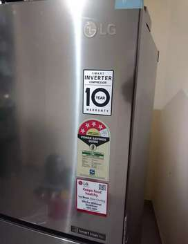 LG fridge double door
