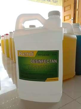 Kenli desinfektan antiseptik 5 liter