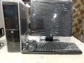 DESKTOP i5 3RD/ 4GB/250GB With 17.5inch LCD  FULL SET ONLY-10499