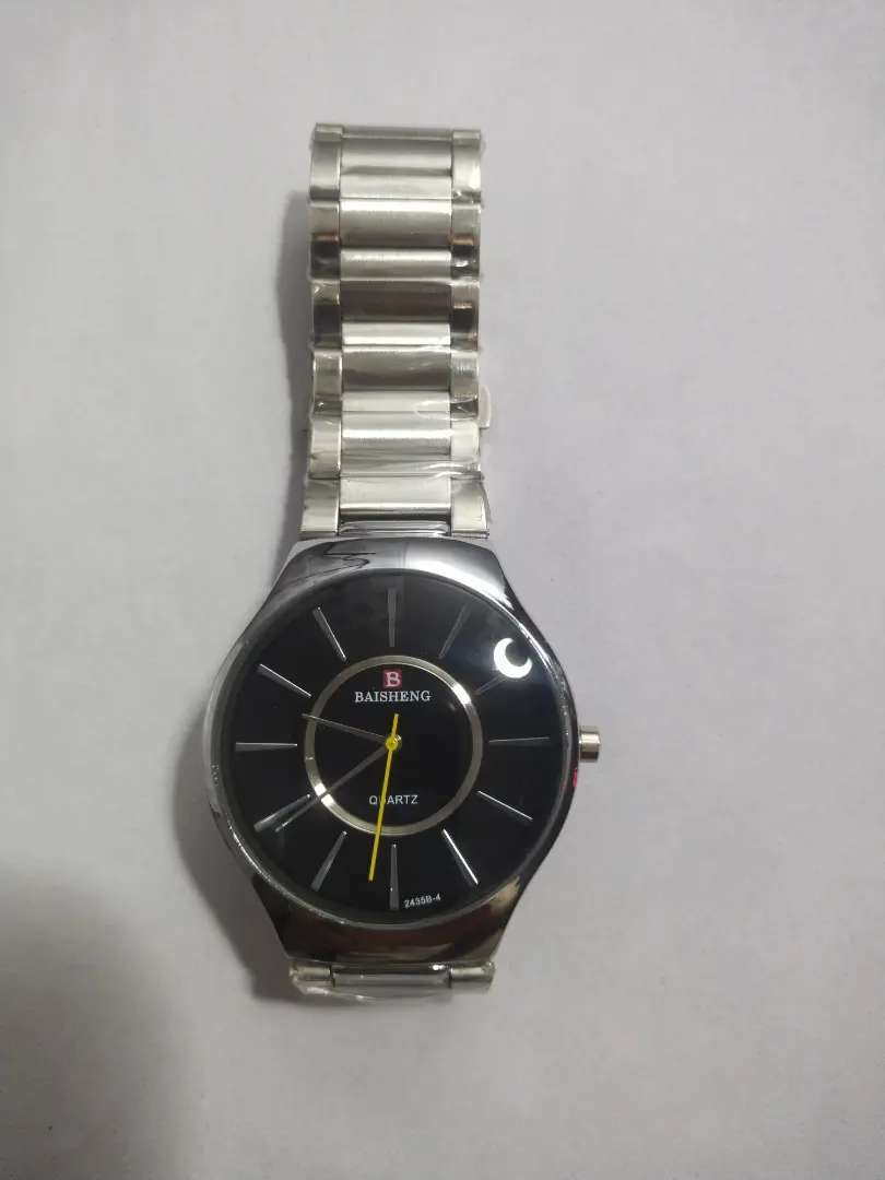 Imported Inward Curved Glass Beautiful Watch of BAISHENG