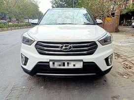 Hyundai Creta 1.6 CRDi AT SX Plus, 2018, Diesel
