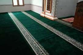 Harga karpet masjid import tipe A pasang Ciamis
