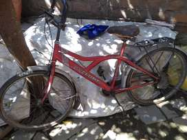 Hero bicycle with good condition