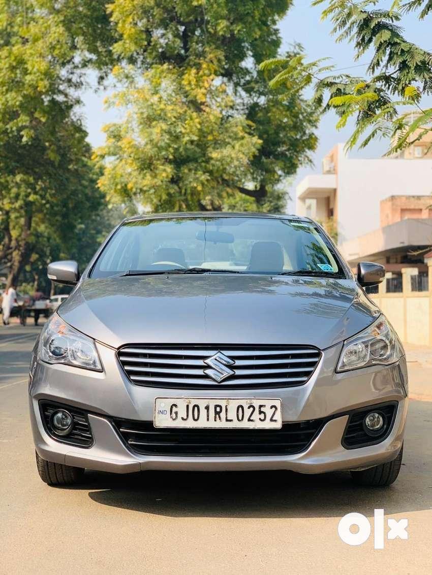 Maruti Suzuki Ciaz VDI+ SHVS, 2015, Diesel 0