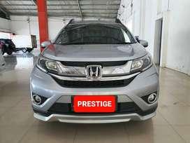 Honda BRV 1.5 PRESTIGE AT 2016 Silver, Km 38 ribuan