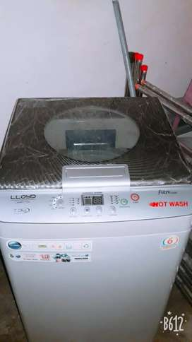 Llyod washing machine