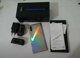 Samsung Galaxy Note 10+ Aura Glow Ram 12Gb Internal 256Gb