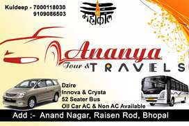 Ananya tour and travellers
