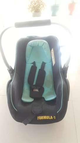 Car seat formula-1 untuk bayi baru lahir/bayi 3bulan keatas