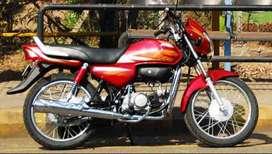 Hero Honda CD Deluxe full condition bike