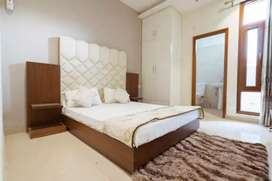 1bhk ready to move furnished flat in sec 125