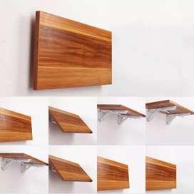 Meja dinding, meja kantor, meja pajangan, meja makan