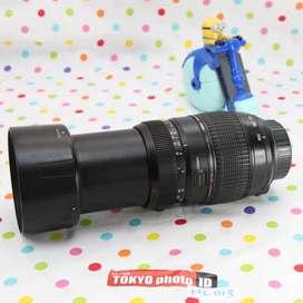 Lensa Nikon Tamron 70-300mm (Grade C)