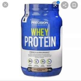Whey protein precision engineered