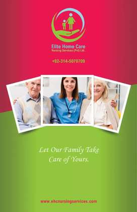 NURSE or PATIENT CARE Required in Islamabad