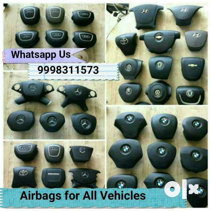 Indore All Vehicle Airbags Steering and Passenger 0