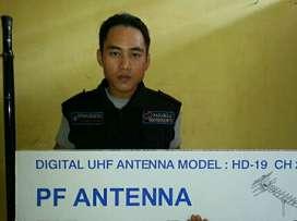 antena lokal hd €~pusat pemasangan antena lokal