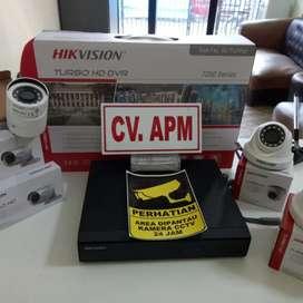 PAKET CCTV HIKVISON MURAH PLUS PASANG DI TEMPAT Curugbitung Lebak kab