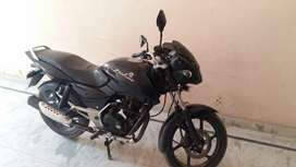 Pulsar with new condition