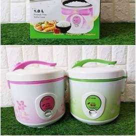 Rice Cooker/Magic Com National QQ M818 Penanak Nasi Serbaguna 1 Liter