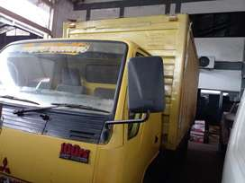 Mitsubishi Colt Diesel Ragasa 100PS Box Double 2005 TT  Towing