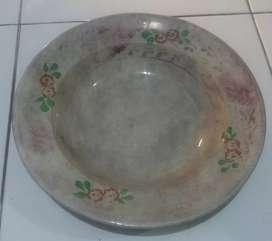 Piring Antik Keramik Cina Kuno Dinasti Qing