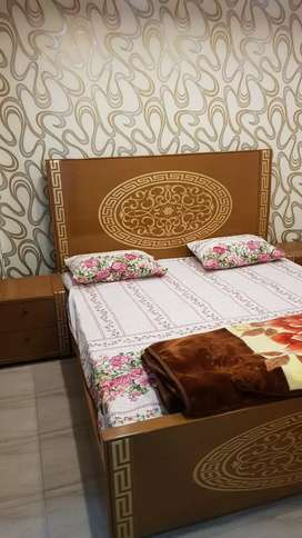 One bed fully furnished near Talwar chowk KFC bahria town Lahore