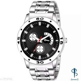 Stylish Casual Men's Metal Watches