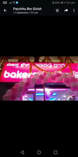 Fondant cake maker Reputed cake shop at mangalore