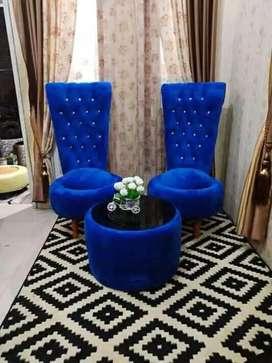 Sofa syahrini cash or credit