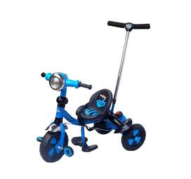 Tricycle for Kids with Music and Parental Control Handle