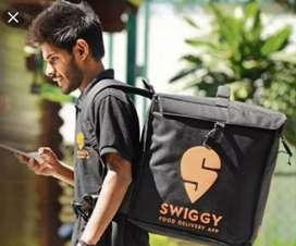 Delivery boy for sweegy